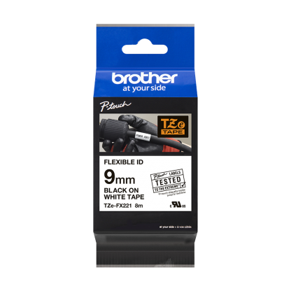 Brother TZE FX221