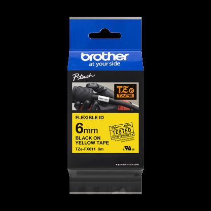 Brother TZE FX611