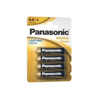 Panasonic AA elementai